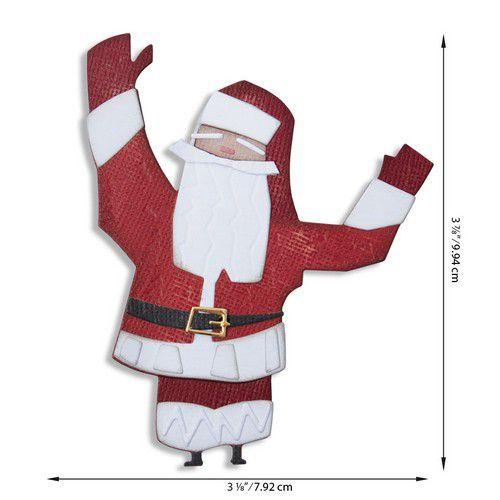 Sizzix Thinlits Die Set - Papercut Christmas #1 Colorize 8PK 664744 Tim Holtz (07-20)