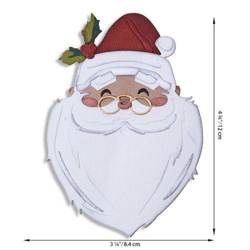 Sizzix Thinlits Die Set - Santas Wish Colorize 12PK 664745 Tim Holtz (07-20)