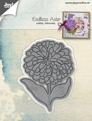 Joy! crafts --Snij-embos-debosstencil   aster duchess