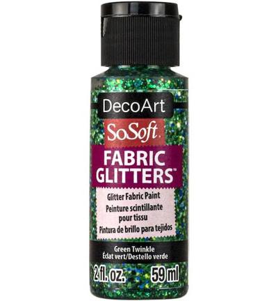 Glitters Paint, Green Twinkle