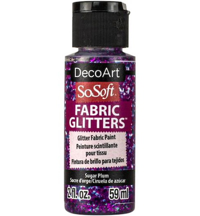 Glitters Paint, Sugar Plum