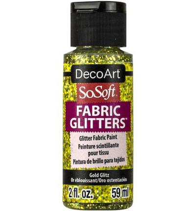 Glitters Paint, Gold Glitz