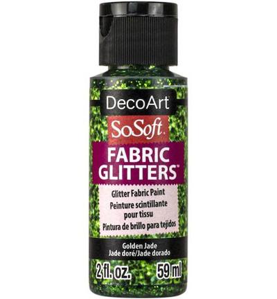 Glitters Paint, Golden Jade