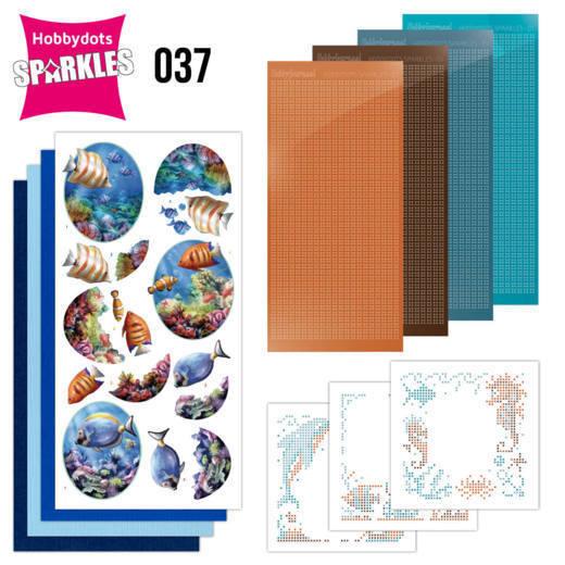 Sparkles Set 37 - Amy Design - Underwater World