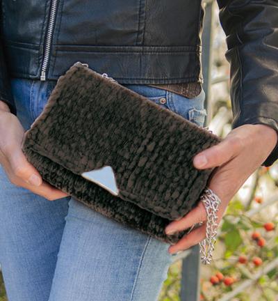Handbag kit Giulia - black