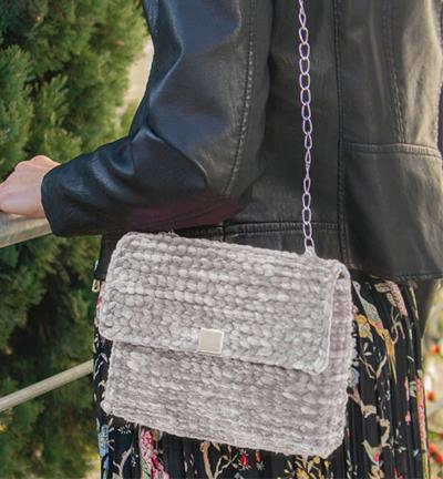 Handbag kit Sophie - grey