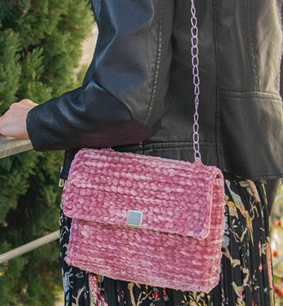 Handbag kit Sophie - rose