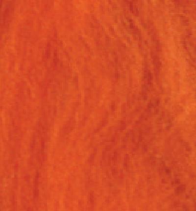 German merino wool extra thin, Orange