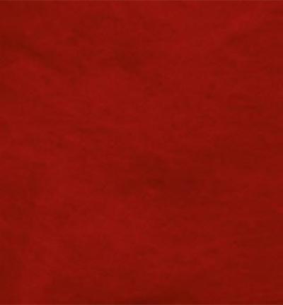German merino wool, Dark Red