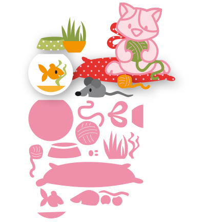 Collectable - Eline's cat accessories