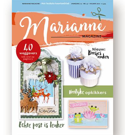 Magazine - Marianne Magazine Herfst 2020