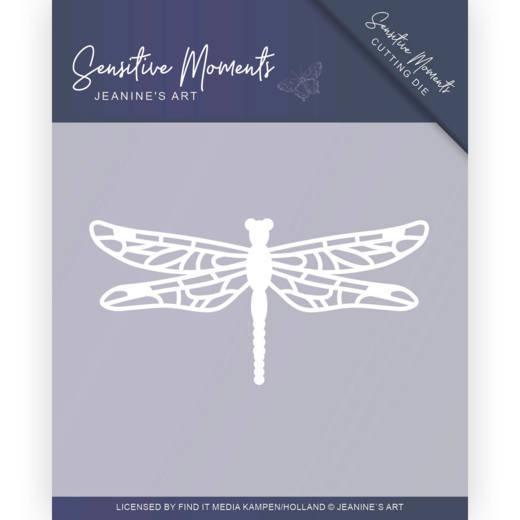 Dies - Jeanine's Art - Sensitive Moments - Dragonfly
