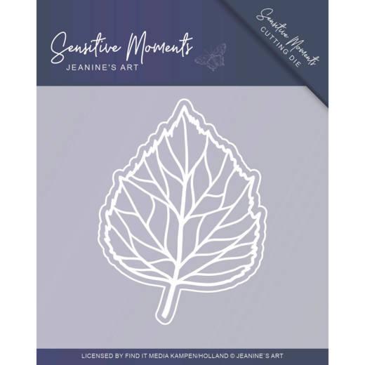Dies - Jeanine's Art - Sensitive Moments - Leaf