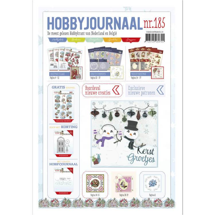 Hobbyjournaal 185