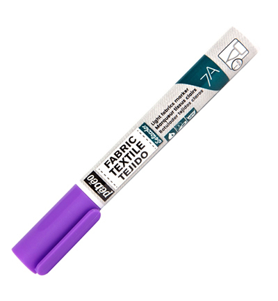 7A Light Fabric Marker - Fluo Violet