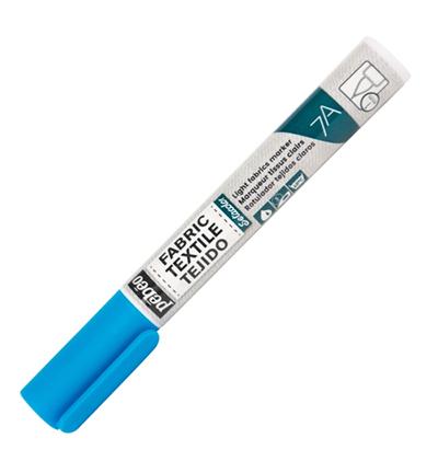 7A Light Fabric Marker - Light Blue