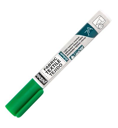7A Light Fabric Marker - Green