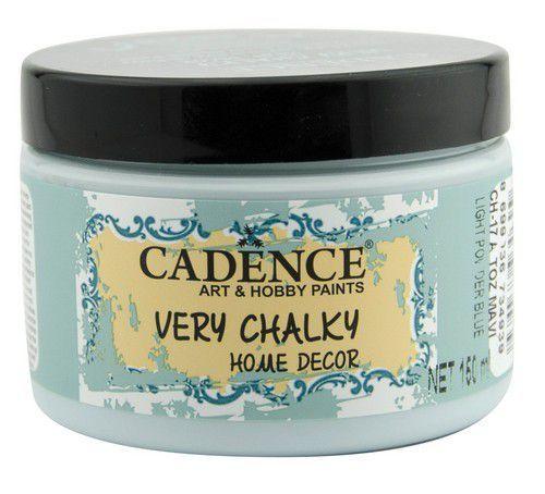 Cadence Very Chalky Home Decor (ultra mat) Licht poederblauw 01 002 0017 0150 150 ml (07-20)