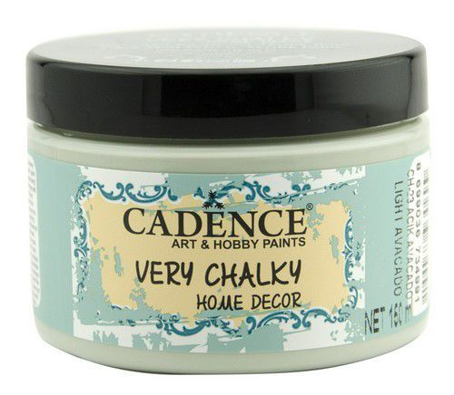 Cadence Very Chalky Home Decor (ultra mat) Licht avocado 01 002 0023 0150 150 ml (07-20)