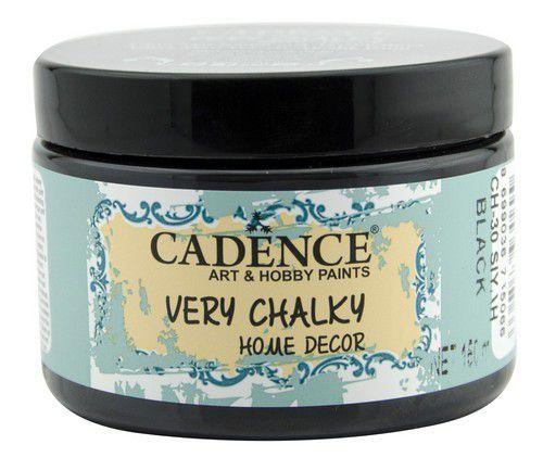 Cadence Very Chalky Home Decor (ultra mat) Zwart 01 002 0030 0150 150 ml (07-20)