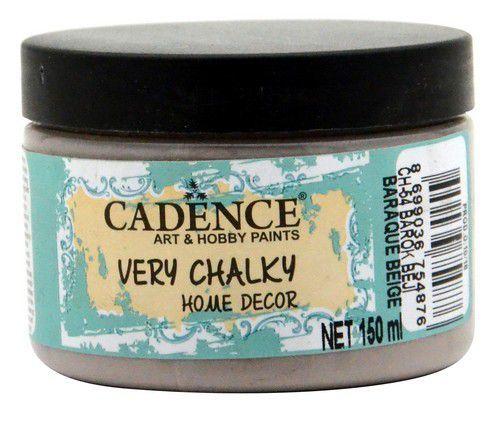 Cadence Very Chalky Home Decor (ultra mat) Naturel wicker - riet 01 002 0054 0150 150 ml (07-20)