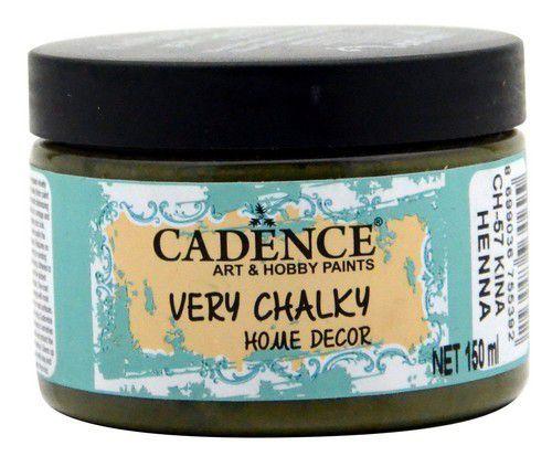 Cadence Very Chalky Home Decor (ultra mat) Khaki 01 002 0057 0150 150 ml (07-20)