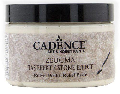 Cadence Zeugma stone effect Relief Pasta Akrotos 01 027 0101 0150 150 ml (07-20)