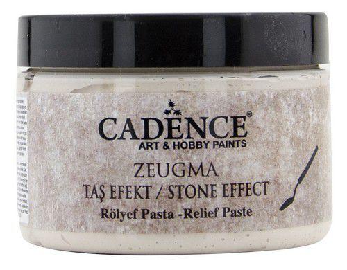Cadence Zeugma stone effect Relief Pasta Satyros 01 027 0102 0150 150 ml (07-20)