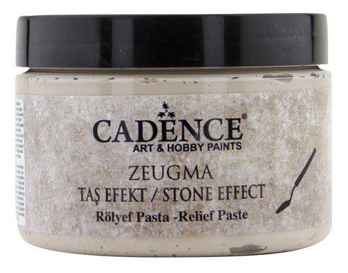 Cadence Zeugma stone effect Relief Pasta Triton 01 027 0103 0150 150 ml (07-20)