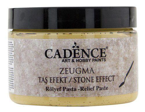 Cadence Zeugma stone effect Relief Pasta Sileno's 01 027 0104 0150 150 ml (07-20)