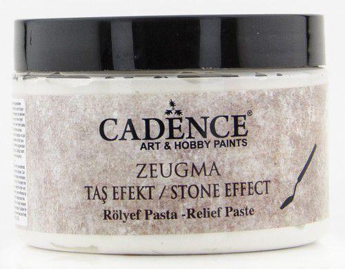 Cadence Zeugma stone effect Relief Pasta Minos 01 027 0105 0150 150 ml (07-20)