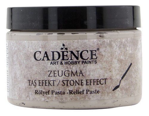 Cadence Zeugma stone effect Relief Pasta Azië 01 027 0108 0150 150 ml (07-20)