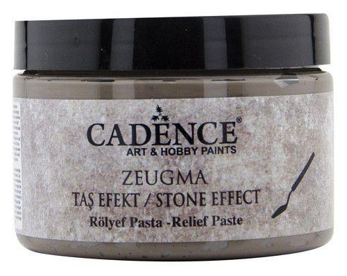 Cadence Zeugma stone effect Relief Pasta Danea 01 027 0109 0150 150 ml (07-20)