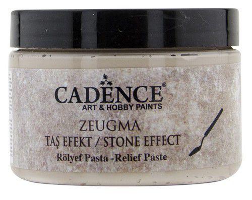 Cadence Zeugma stone effect Relief Pasta Medos 01 027 0110 0150 150 ml (07-20)