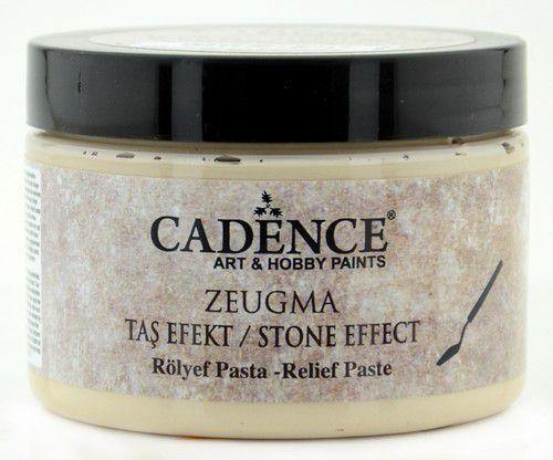 Cadence Zeugma stone effect Relief Pasta Poseidon 01 027 0111 0150 150 ml (07-20)