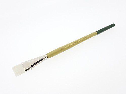 Cadence CA 986 plat penseel wit synthetisch 5/8 04 023 986 NO:5/8 - 17mm