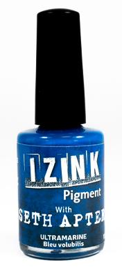 IZINK PIGMENT SETH APTER BLEU VOLUBILIS - ULTRAMARINE 11,5 ML - 0,39 Fl. Oz.