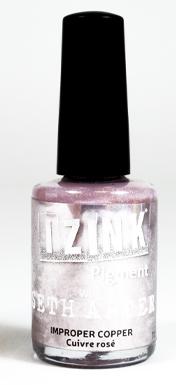 IZINK PIGMENT SETH APTER CUIVRE ROSE - IMPROPER COPPER 11,5 ML - 0,39 Fl. Oz.