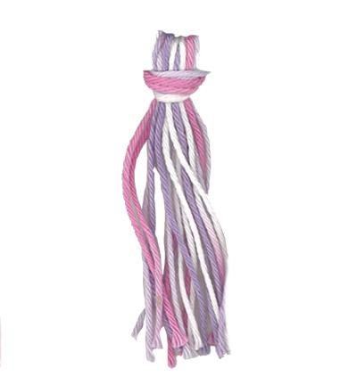 19 pink/white/wisteria