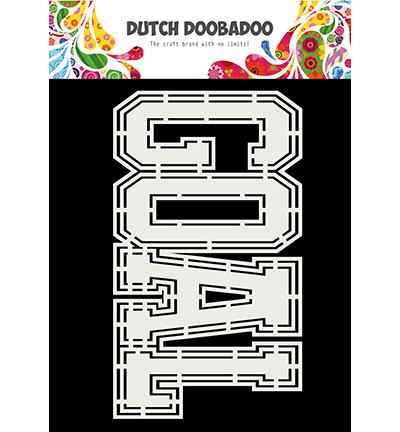 DDBD Card Art Goal