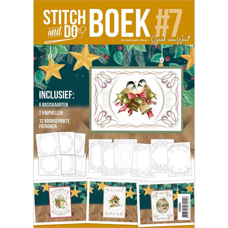 Stitch and Do Boek 7 - Sjaak van Went -Christmas