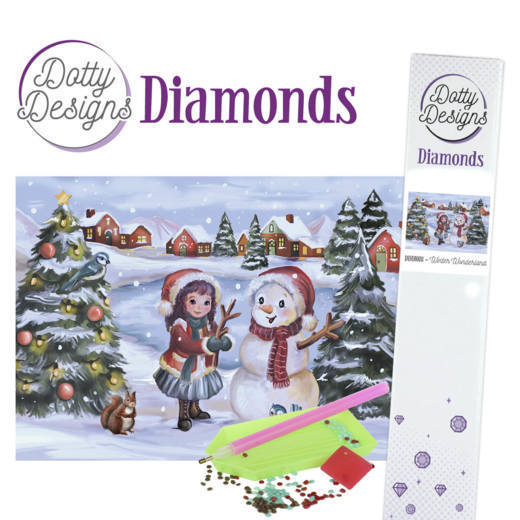 Dotty Designs Diamonds - Winter Wonderland