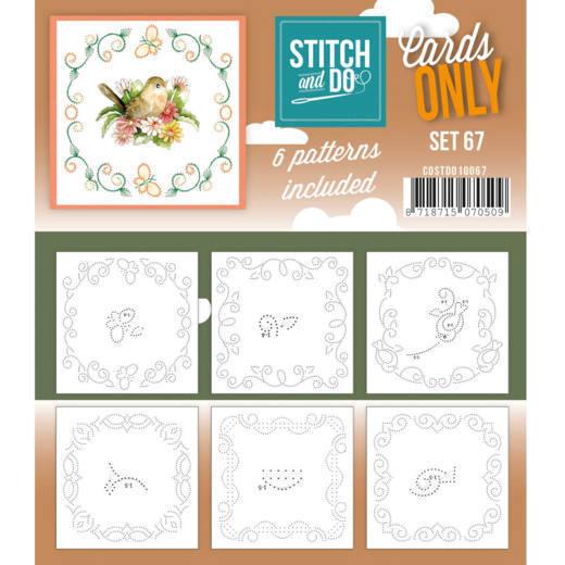 Cards Only Stitch 4K - 67