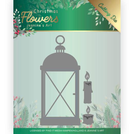 Dies - Jeanines Art  Christmas Flowers - Christmas Lantern