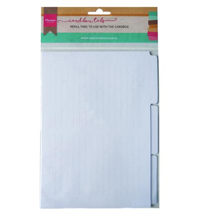 Cardbox Tabs