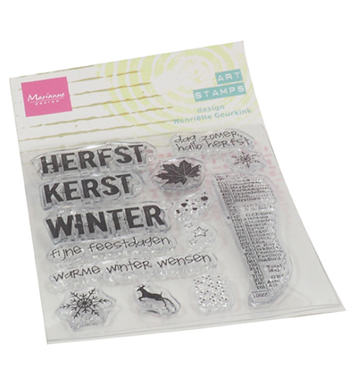 Art stamps Hallo Herfst