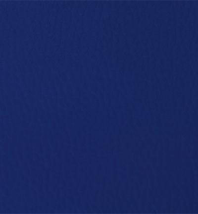 Vegan leer, indigo blue