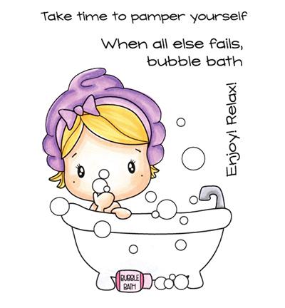 Bubble Bath Swissie
