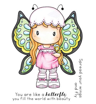 Butterfly Swissie