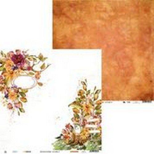 Piatek13 - Paper The Four Seasons - Autumn 03 P13-AUT-03 12x12(08-20)